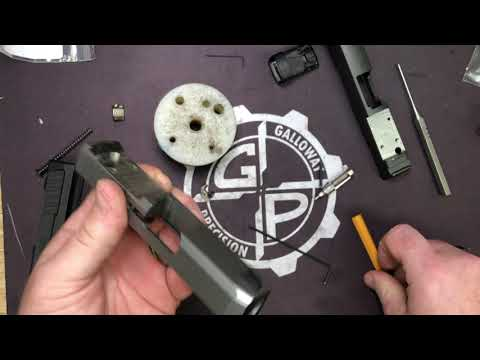 Repeat Einar Flat Faced Trigger for the XDS Series by