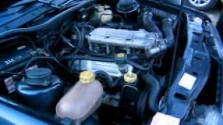Ford Scorpio 2.9i V6 (porucha motoru / engine malfunction / motorschaden)