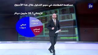 تراجع مؤشرات أداء بورصة عمان خلال الأسبوع الحالي  - (17-10-2019)