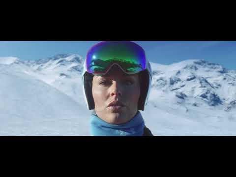 GET BACK UP!  Lindsey Vonn Super Bowl Ad