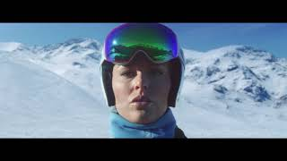 GET BACK UP!  Lindsey Vonn Super Bowl Ad
