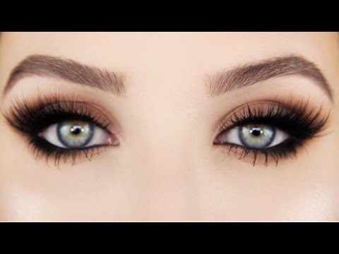 How To: Easy Smokey cat Eye