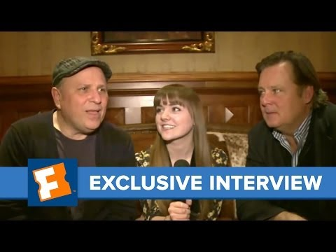 God Bless America - Bobcat Goldthwait, Tara Lynne Barr Exclusive Interview | SXSW | FandangoMovies