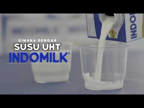Kebaikan Susu Indomilk UHT 1L