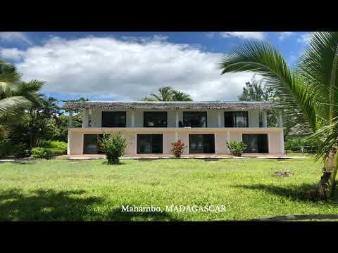 Particulier: vente magnifique propriété bord de mer Mahambo, Madagascar - #immobilier #international