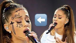 If Ariana Grande was a RAPPER