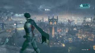 NEW GLITCH TO FREE ROAM AS ANY CHARACTER THAT USES A GRAPEL GUN IN BATMAN: ARKHAM KNIGHT