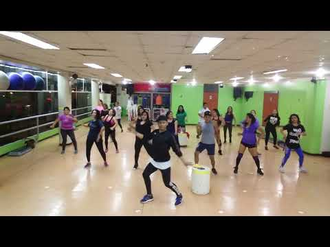 Bailame remix coreografia / fusion fitness