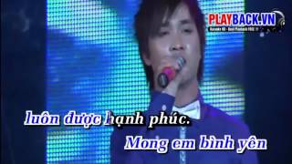 [Karaoke] Muộn - Mr Bo