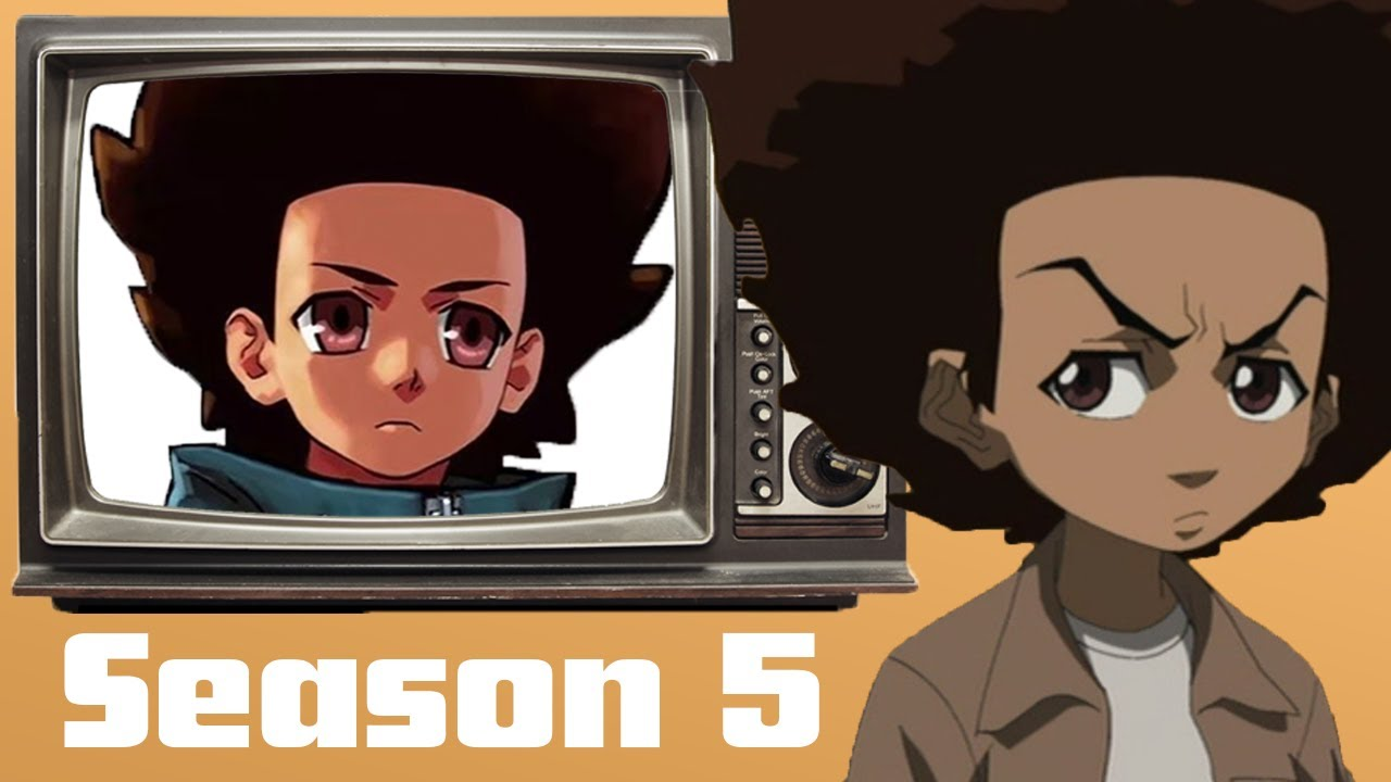 Download The Boondocks is back for Season 5 with Aaron McGruder