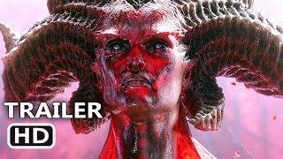 DIABLO 4 Official Trailer (2020) Cinematic Video Game HD