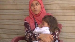 أخبار حصرية | سقيتُ ابنتي الماء المخلوط بالكاز.. سبية تسرد قصتها مع #داعش