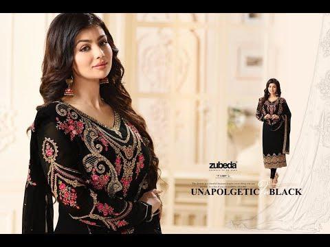 Latest Salwar Suits Indian Collection 2018 || Zubeda Fashion || Zubeda nargish 13801-13808 series