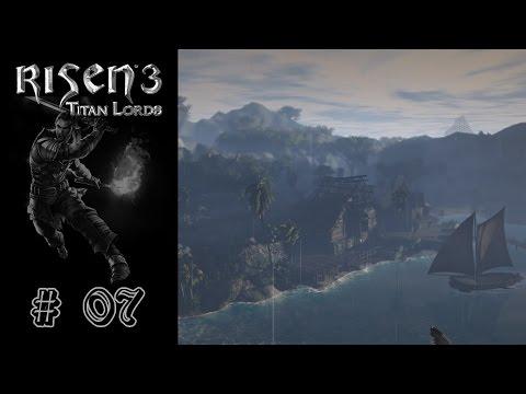 Risen 3: Titan Lords #07 [HD] - Ankunft auf Antigua