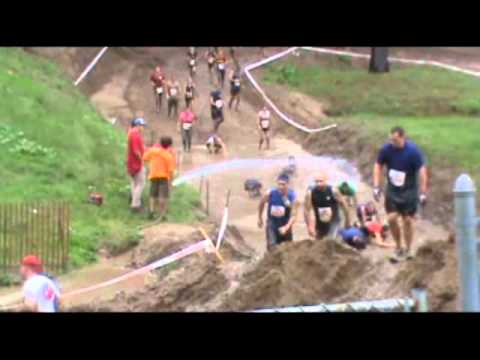 Keith Murray Rugged Maniac Race Obstacle Course
