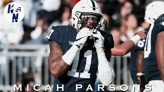 """Micah Parsons Penn State Highlight Mix   