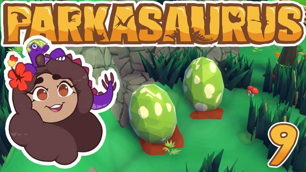 Tossing In Tundra Dinosaur Eggs Parkasaurus 9 Youtube