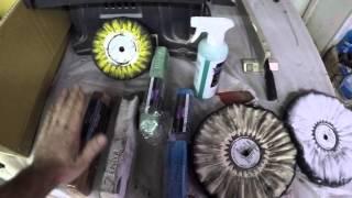 Как отполировать нержавейку, алюминий, до зеркального отражения. How to polish aluminum and SS.(, 2016-02-22T06:11:14.000Z)
