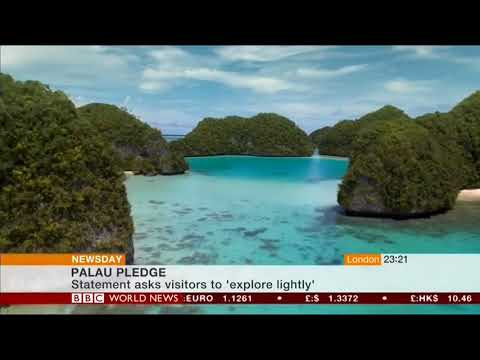 BBC World News  - Palau Pledge