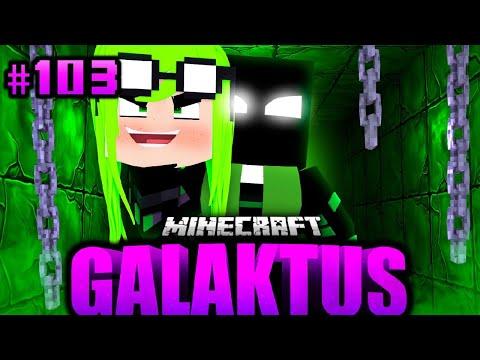 """Das GEHEIMNIS... von... """"IHR""""?! - Minecraft GALAKTUS #103 [Deutsch/HD]"""