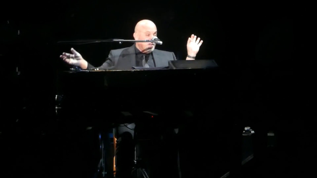 She 39 S Got A Way Billy Joel Madison Square Garden New York 2 21 18 Youtube