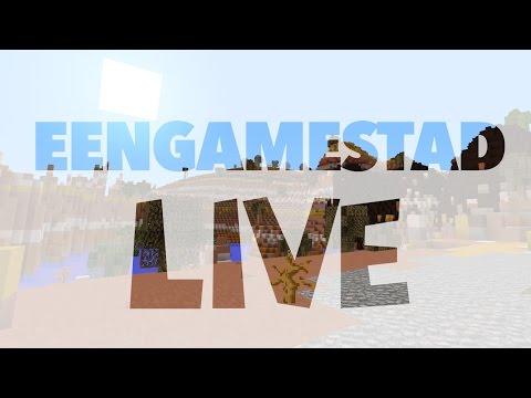 VAN WASTELAND NAAR MINETOPIA VLUCHTEN! - EGS Live #28