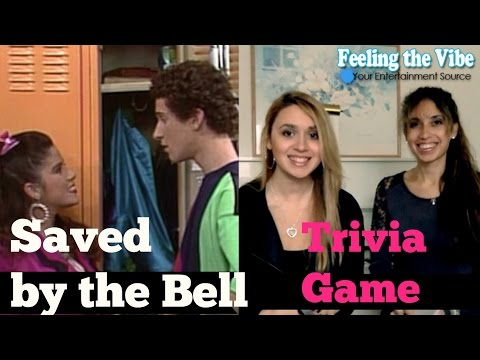 Saved by the Bell Trivia Game - Play Along!