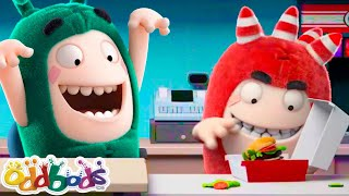 ODDBODS | Best Of Oddbods #4 | Cartoons For Kids