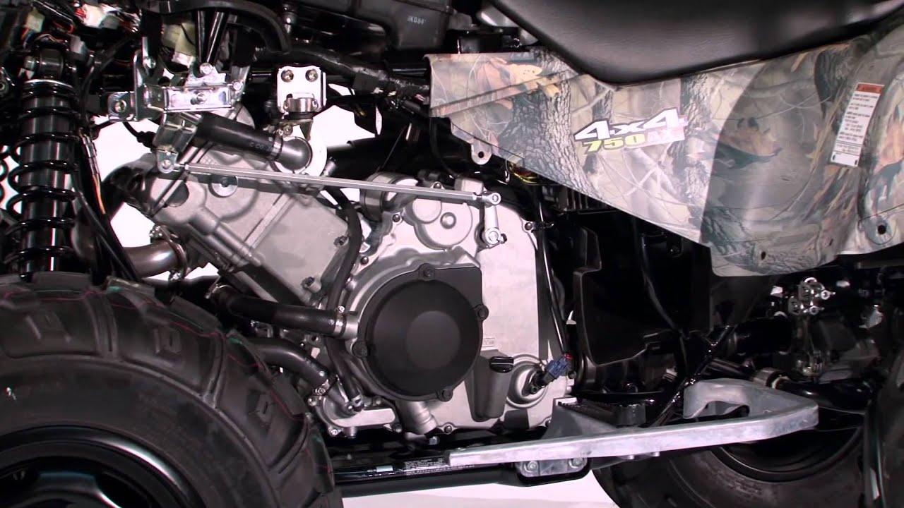 2013 suzuki kingquad 750 axi engine manufacturing process behind the scenes look [ 1280 x 720 Pixel ]