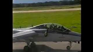 BRAZILIAN FIGHTER EMBRAER AMX - MADE IN BRAZIL