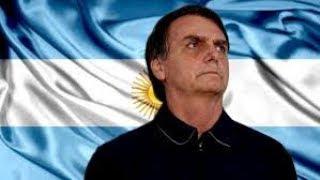 BOLSONARO ELEGERÁ CRISTINA! ARGENTINA INDIGNADA EXIGIRÁ DESCULPAS. DIREITA PREOCUPADA.