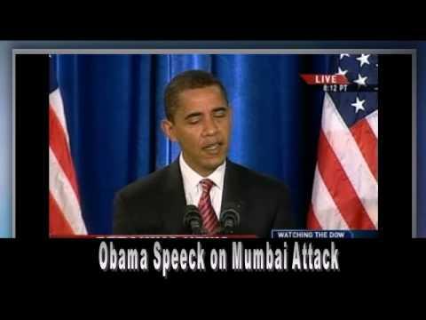 Obama condemns Mumbai attack