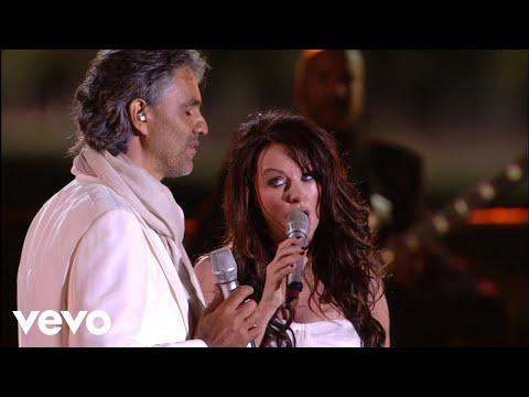 Andrea Bocelli, Sarah Brightman  Time To Say Goode HD