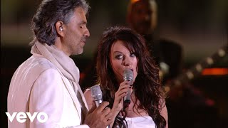 Gambar cover Andrea Bocelli, Sarah Brightman - Time To Say Goodbye (Live)