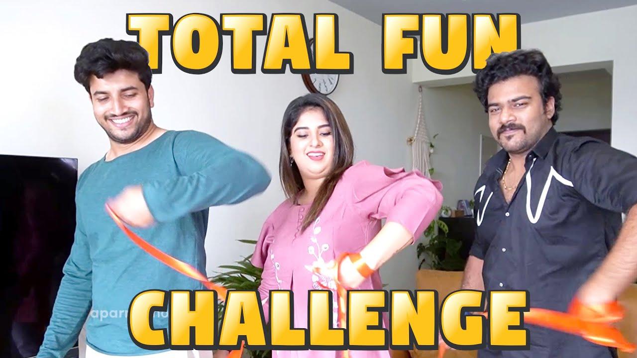 Total Fun! - Special Challenge - Ft. Jeeva, Lijo - Aparna Thomas