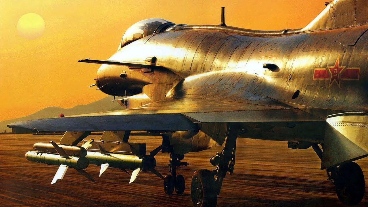 5najbardziej zabójczych chińskich samolotów wojskowych
