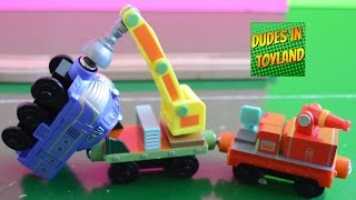 Chuggington Toys Rescue Cars Чаггингтон Thomas And Friends