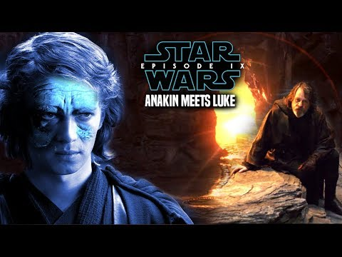 Star Wars Episode 9 Shocking Anakin & Luke Scene! Leaked Details & More