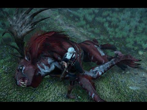 Fiend Glitch - The Witcher 3: Wild Hunt