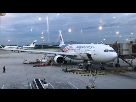 Malaysian Airlines A330 Business Class Review (Kuala Lumpur - Shanghai)