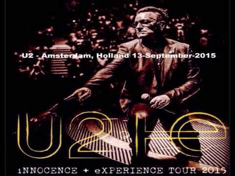 u2 amsterdam holland 13 september 2015 full concert enhanced audio youtube. Black Bedroom Furniture Sets. Home Design Ideas
