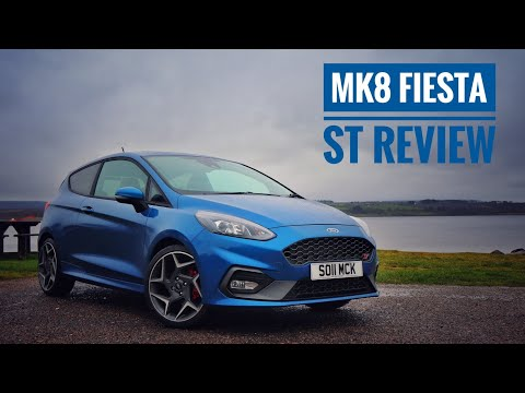2019 Ford Fiesta ST Review - Sol Mackay
