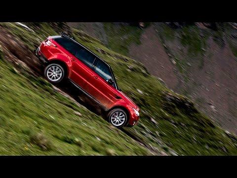 Range Rover Sport – Inferno Downhill Challenge
