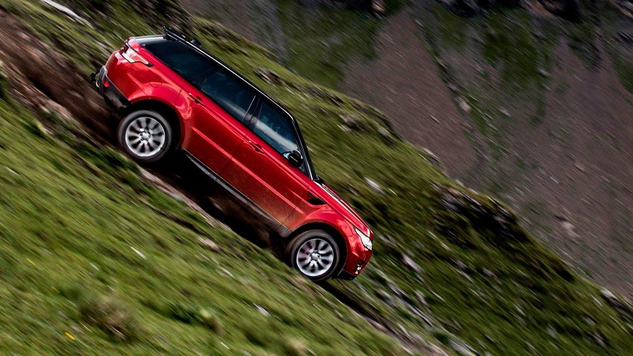 Range Rover Sport 2017 Inferno Downhill Challenge Youtube