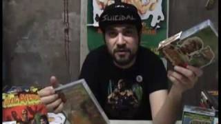 Forbidden Planet Hearts Troma with Matt D