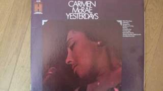 Watch Carmen Mcrae Strange Fruit video