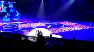 Ледовое шоу Алладина и повелитель огня