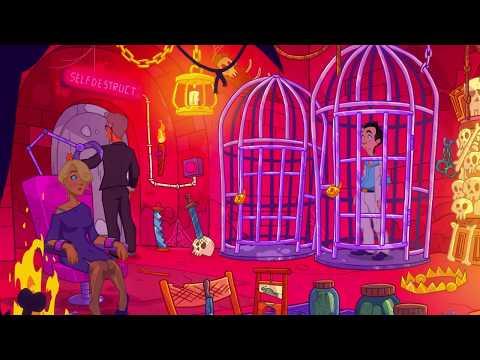 Leisure Suit Larry - Wet Dreams Don't Dry прохождение. from YouTube · Duration:  53 minutes 53 seconds