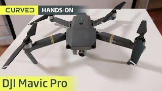 DJI Mavic Pro im Test: das Hands-on | deutsch | CURVED