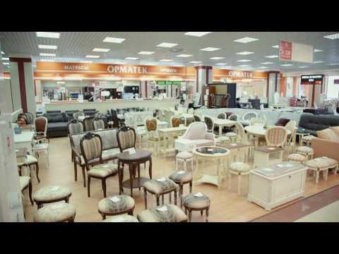"""мебельный центр  """"Мебель холл""""  видео-гид"""